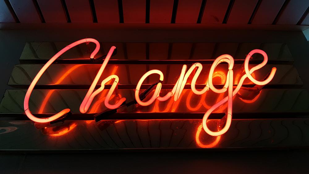 Eén grote oefening in verandermanagement